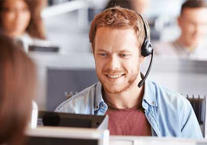 IT support for halesowen call centre