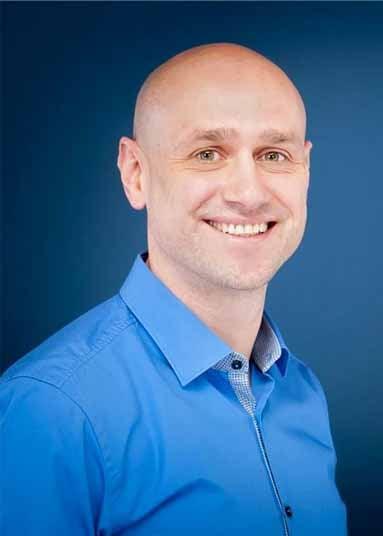 James Cash speaking in cybersecurity webinar for Superfast IT