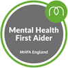 Mental Health first aider accredited