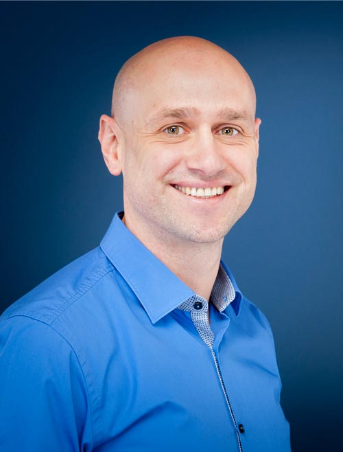 James Cash, Founder and Managing Director at Superfast IT